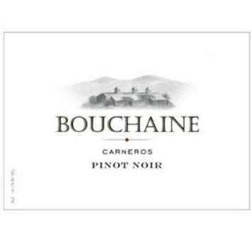 Bouchaine Carneros Pinot Noir 2008 Bouchaine Pinot Noir Carneros 2008 750ML