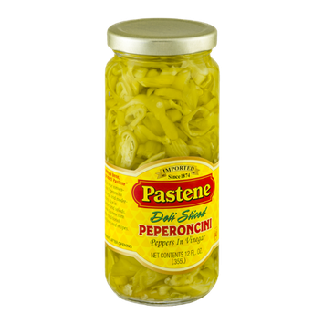 Pastene Deli Sliced Peperoncini
