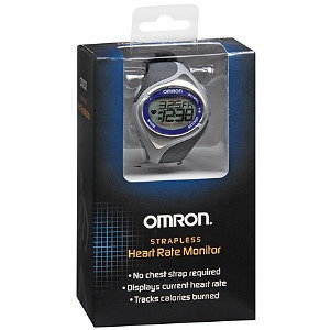 Omron Strap Free Heart Rate Monitor Model HR-210