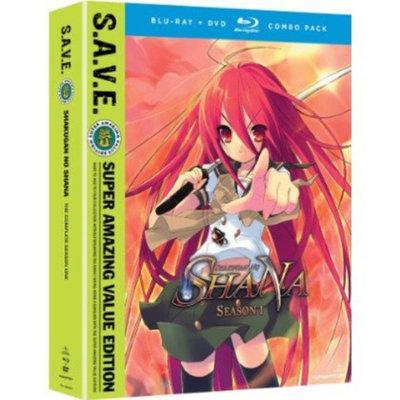Shakugan No Shana: Season One (S.A.V.E.) (Blu-ray + DVD) (Widescreen)