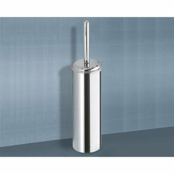 Gedy By Nameeks Gedy 2733 Chrome Finish Toilet Brush