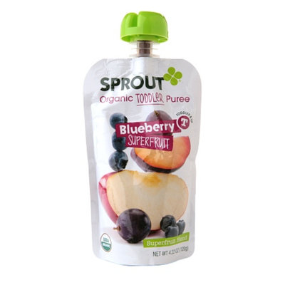 Sprout Organic Toddler Puree
