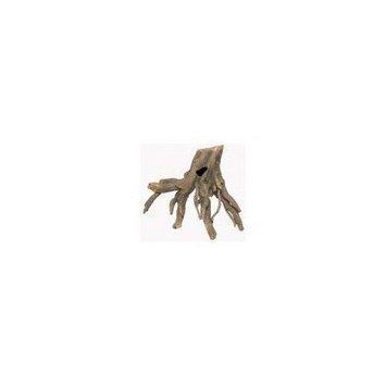 Ocean Star International Smooth Bark Tree Stump Aquarium Ornament