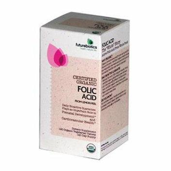 FutureBiotics Folic Acid 120 Vegetarian Tablets