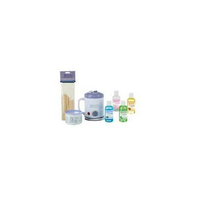 Satin Smooth Student Wax Kit Professional Warmer Honey - SSWSTU