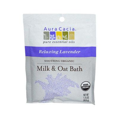 Aura Cacia Aromatherapy Soothing Organic Milk & Oat Bath