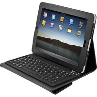 Trademark Commerce Ipad Bluetooth Keyboard & Protective Case By Laptop Buddy