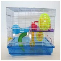 YML Small Animal Modular Habitat with Wheel and Water Bottle