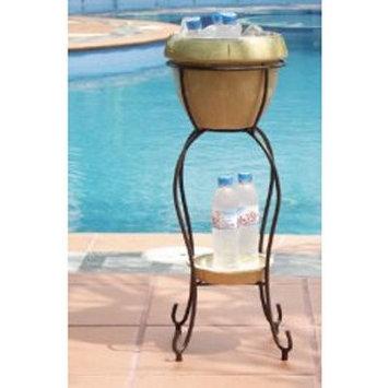 Alfresco Home Duetto Beverage Cooler - Antique Cream