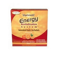 Enzymatic Therapy Fatigued To Fantastic Energy To Go, Berry Splash, Travel Pack, 7 Packs