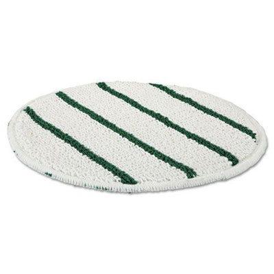 Rubbermaid Low Profile Scrub-Strip Carpet Bonnet, 19