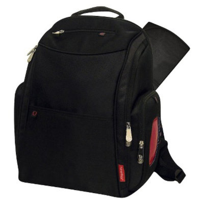 Fisher-Price FastFinder Dome Diaper Backpack - Black