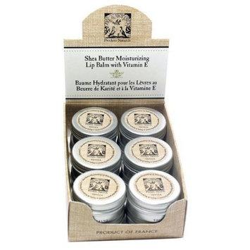 Pre De Provence Shea Butter Lip, Vanilla, 15-Grams