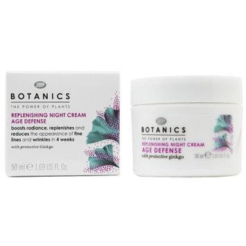 Boots Botanics Age Defense Replenishing Night Cream