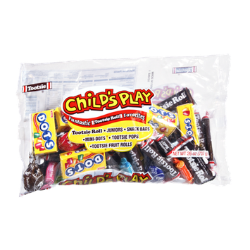 Tootsie Child's Play Funtastic Tootsie Roll Favorites Variety Pack