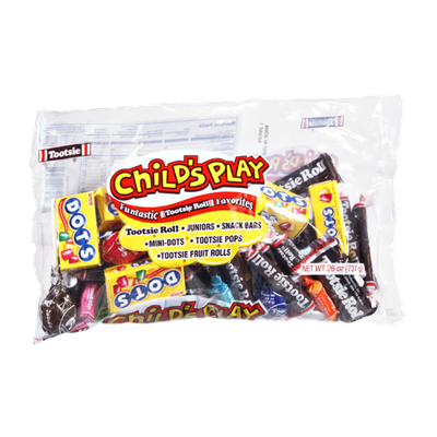 Tootsie Child's Play Funtastic Tootsie Roll Favorites Variety Pack