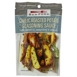 Red Fork Garlic Roasted Potato Seasoning Sauce 4 oz