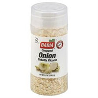 Badia Onion Chopped 5.5 ounce (Pack of 12)