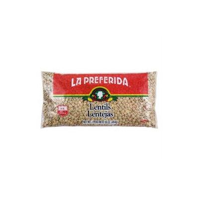 La Preferida Bean Lentils 16 Oz Pack Of 24