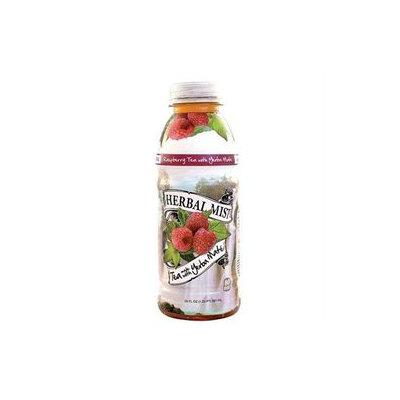 Herbal Mist Raspberry Tea With Yerba Mate - Bottles (Pack of 12)