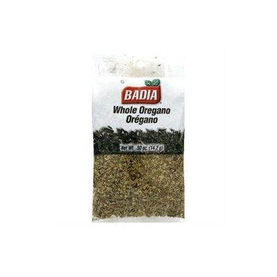 Badia Oregano Whole Cello 0.50 oz (Pack of 12)