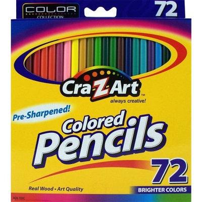 Cra Z Art Cra-Z-art Colored Pencils, 72 Count (10402)