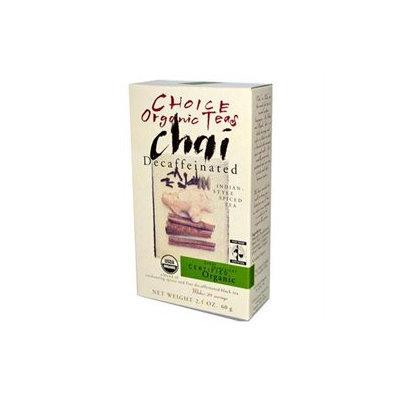 Choice Organic Teas 0738948 Ch