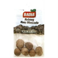Badia Nutmeg Whole Cello 0.5 oz (Pack of 12)
