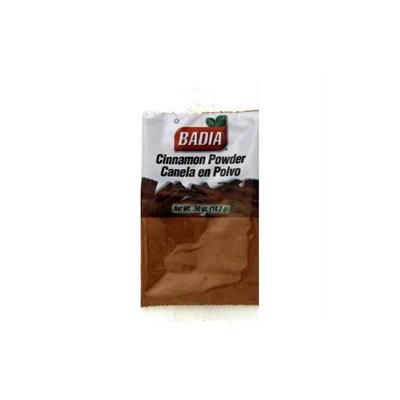 Badia Cinnamon Powder Cello 0.5 oz (Pack of 12)