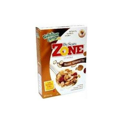 Nutritious Living Dr. Sears' Zone Cereal Honey Almond 10 oz
