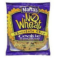 's Cookies Nanas Cookies 32642 Cookie Wheat Free Chocolate Chip Cookie