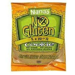 's Cookies Nanas Cookies 32644 Lemon Cookie Gluten Free