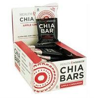 Health Warrior - Chia Bar Apple Cinnamon - 0.88 oz.