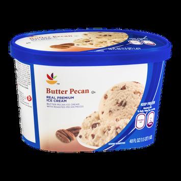 Ahold Real Premium Ice Cream Butter Pecan