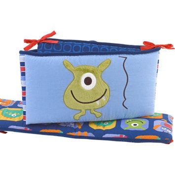 CoCaLo CoCo & Company Monster Buds Crib Bumper