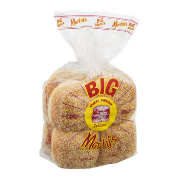 Big Marty's Large Rolls - 8 CT