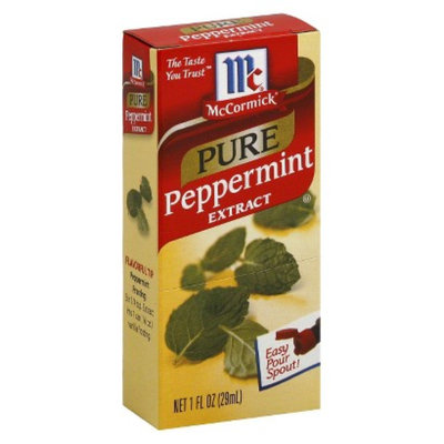 McCormick Peppermint Extract 1 oz