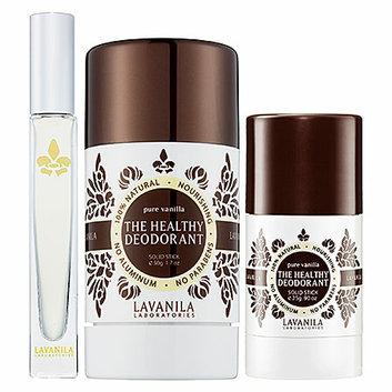 LAVANILA Pamper & Protect Pure Vanilla Gift Set