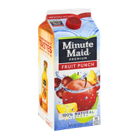 Minute Maid Premium Fruit Punch