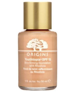 Origins Youthtopia SPF 15 Skin Firming Foundation with Rhodiola, Light / Medium - Cool, 1 fl oz