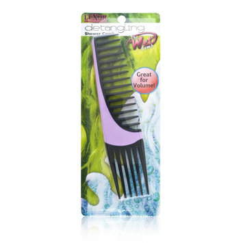 Luxor Professional Detangling Shower Comb Discontinued Model No. 06830W