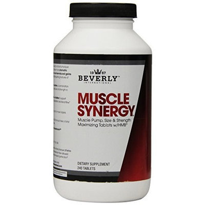 Beverly International Muscle Synergy, 240 Tablets