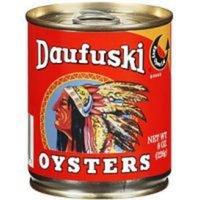 Daufuski Oysters (Case of 24)