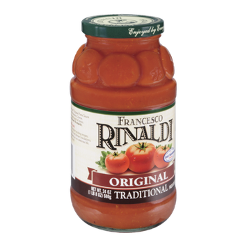 Francesco Rinaldi Original Traditional Pasta Sauce