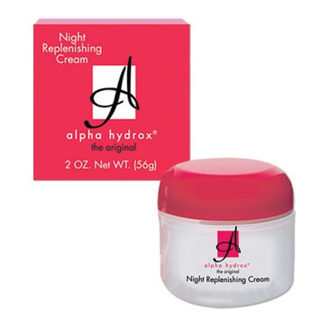 Alpha Hydrox Night Replenishing Creme