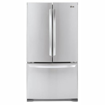 LG 20.7 cu. ft. Counter-Depth French Door Refrigerator LFC21776ST