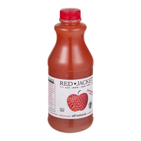 Red Jacket Juice Strawberry Apple