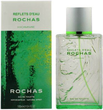 Rochas Reflets D'Eau Cologne 3.4 oz EDT Spray