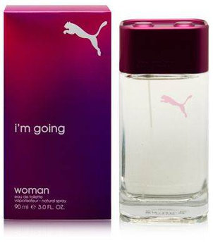 Puma I'm Going Perfume 3.0 oz EDT Spray