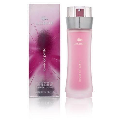 Lacoste Love of Pink eau de toilette 50ml